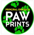 Principal Grassa's Pawprints 6/9/19